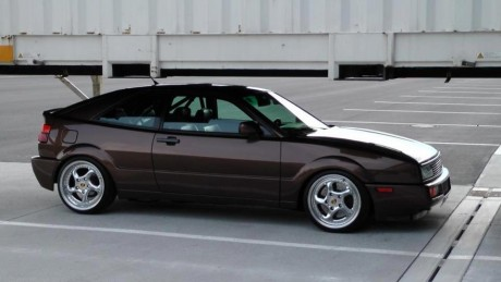 Volkswagen Corrado Brown 002
