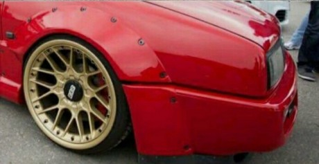 Volkswagen Corrado body kit 04
